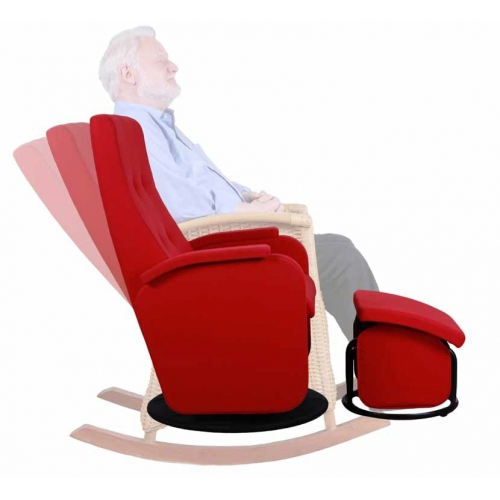 Thevo chair - Automatic rocking chair for adults ...